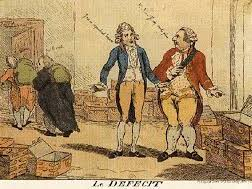 A  Contradiction - The French Economy in 1789