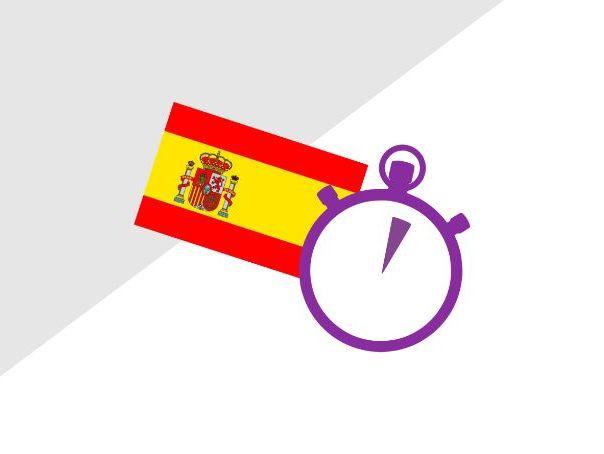3 Minute Spanish - Free Taster