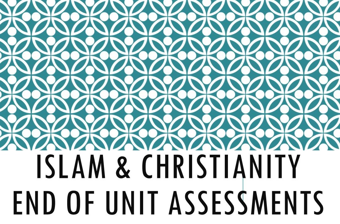 AQA GCSE RE Spec A (1-9) Assessment Bundle (Islam and Christianity)