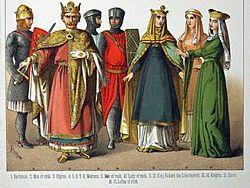 Anglo-Saxon and Norman England: 1.1 Anglo-Saxon society
