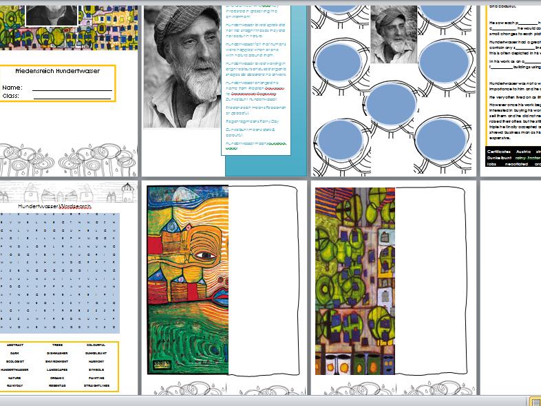 Complete Hundertwasser Workbook