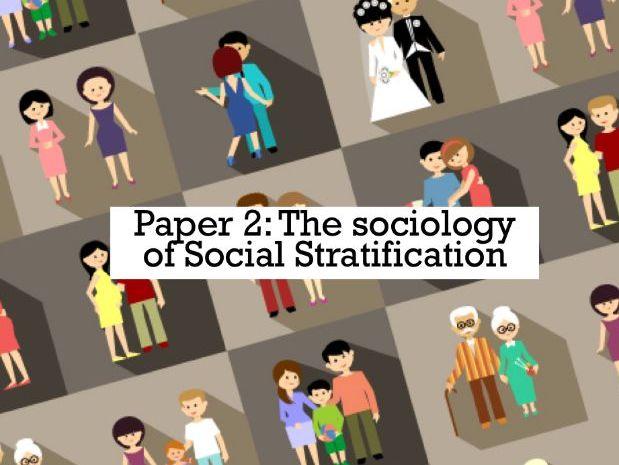 AQA GCSE SOCIOLOGY Student workbook: Social Stratification (Paper 2)