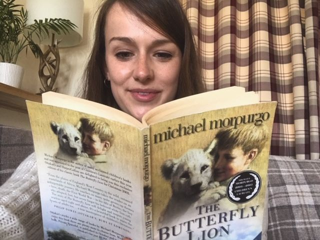 The Butterfly Lion Guided Reading resource