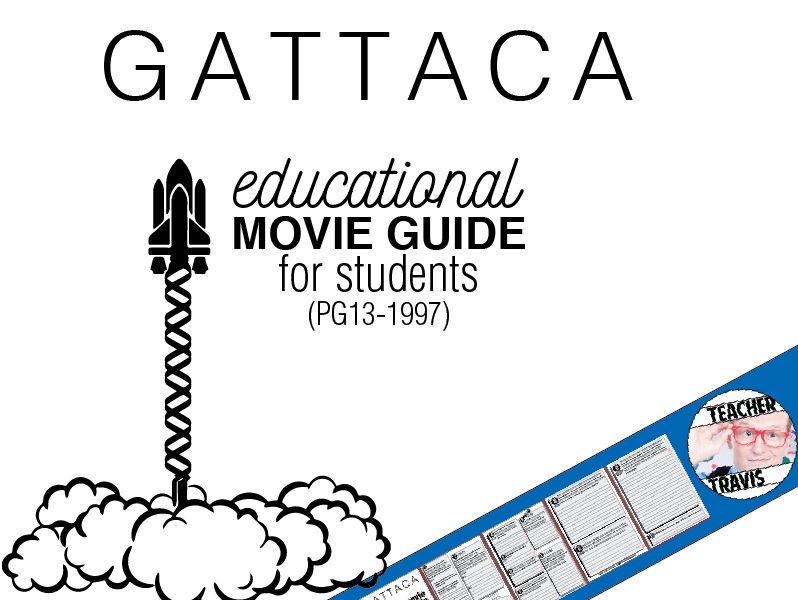 Gattaca Movie Viewing Guide