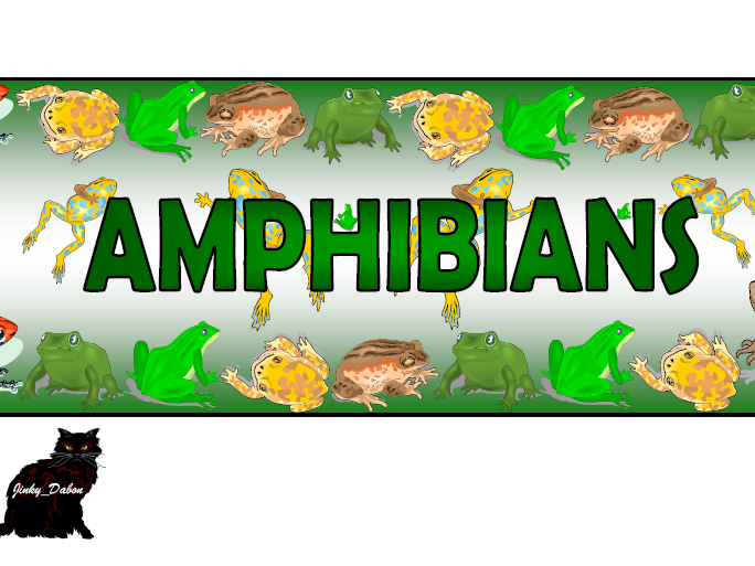 Amphibians Themed Pack