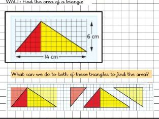 Find the area of a triangle (lesson 3 of 3)