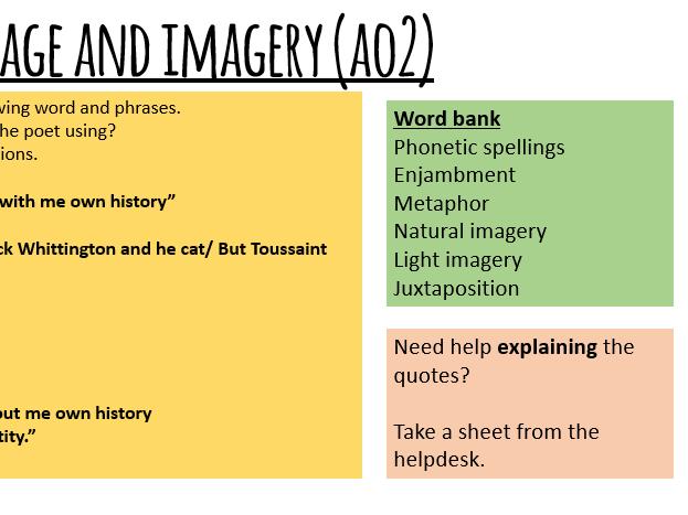 Checking Out me History: John Agard