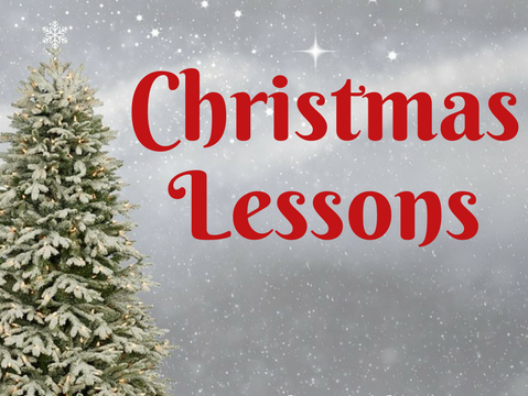 4x Christmas Lessons - Descriptive writing and persuasive writing (including Rang-tan Xmas advert and The Snowman lessons.)
