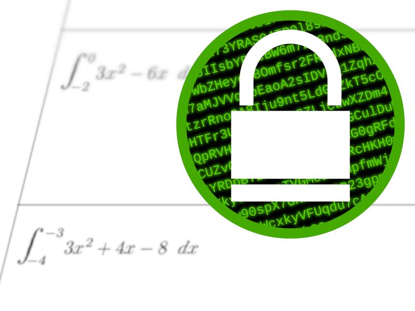Definite Integrals Codebreaker
