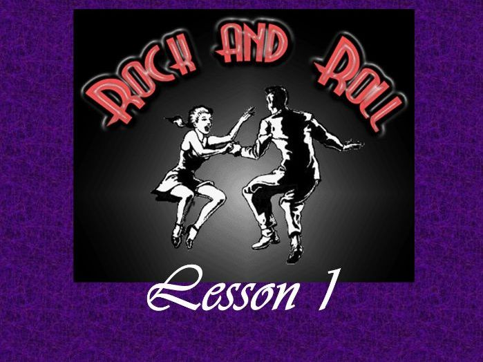 Creative Dance: Rock'n' Roll - Key Stages 2-3