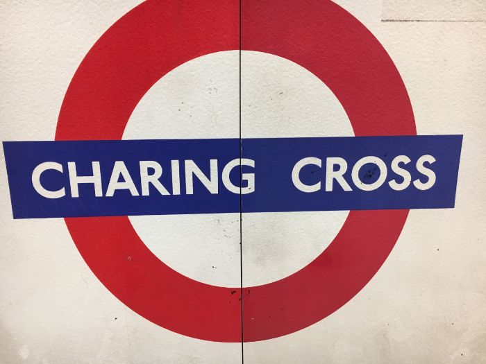 London Underground Stops and Signs