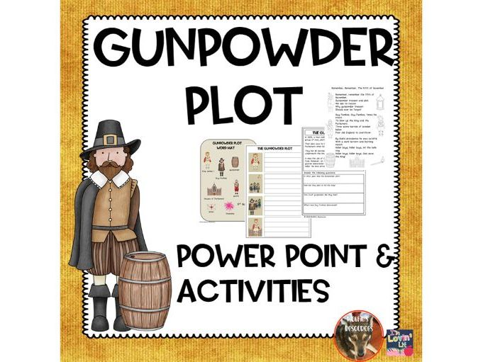 Guy Fawkes Gunpowder Plot