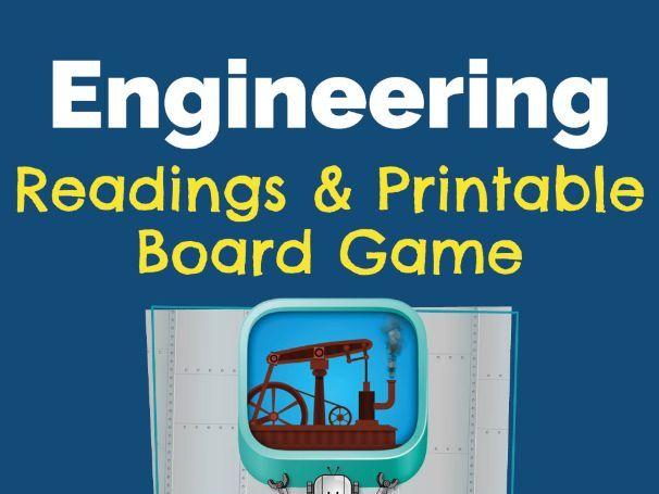 Engineering Readings & Board Game