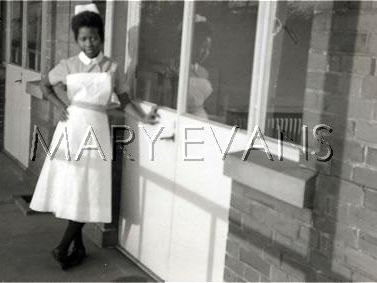 The Story of a 1960s black nurse.