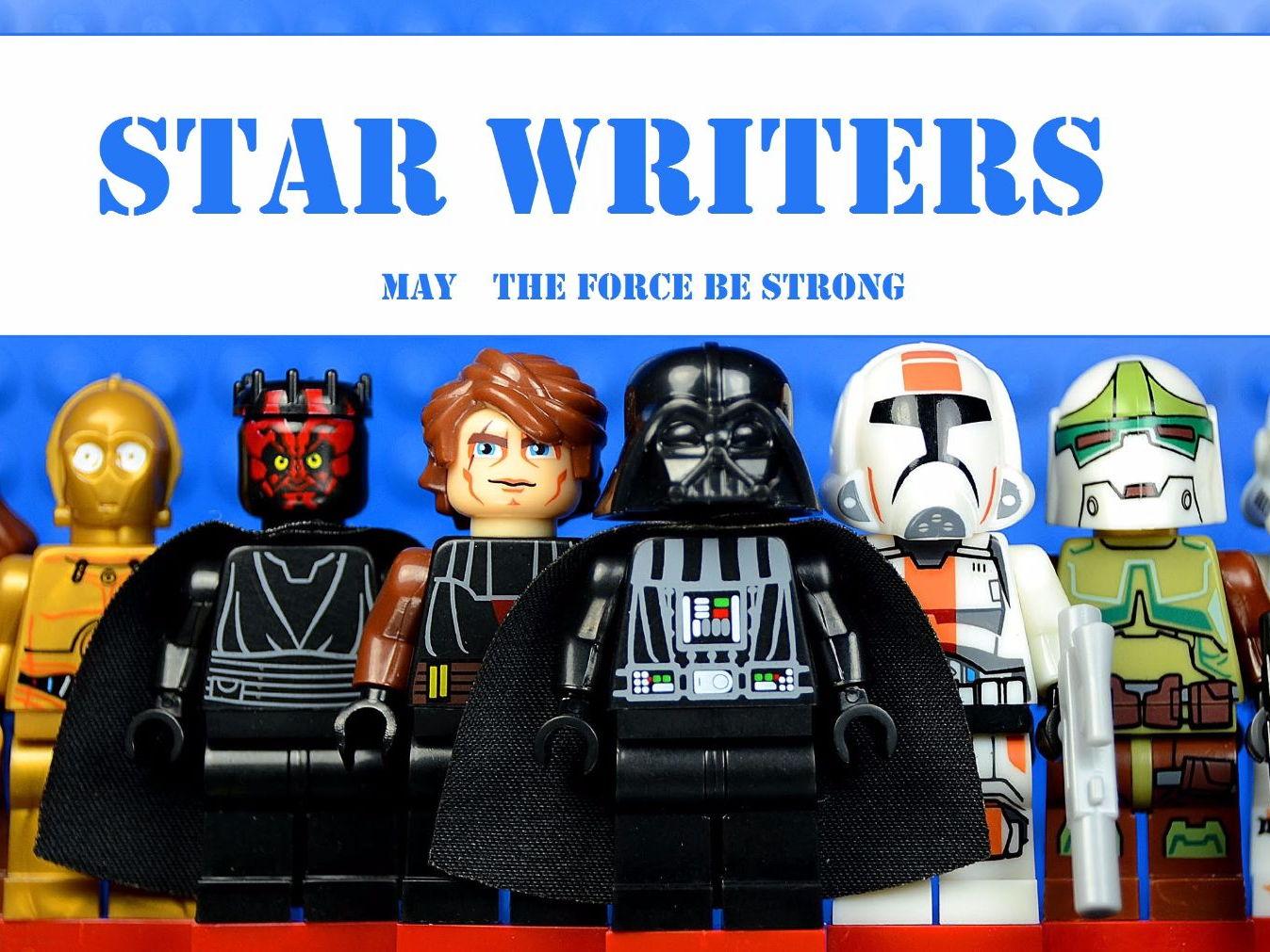 Star Wars Themed KS2 Writing Teacher Assessment record sheet bundle