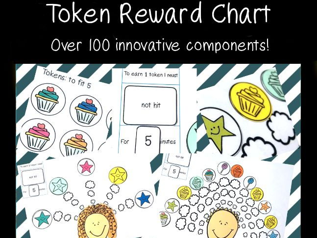 Token Reward Chart - Behaviour Management System