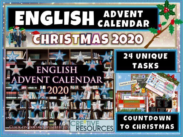Activity Advent Calendar