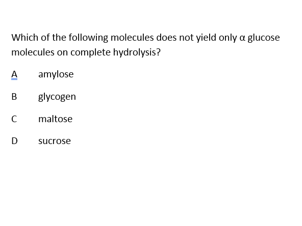Biochemistry 1 Questions with Answers