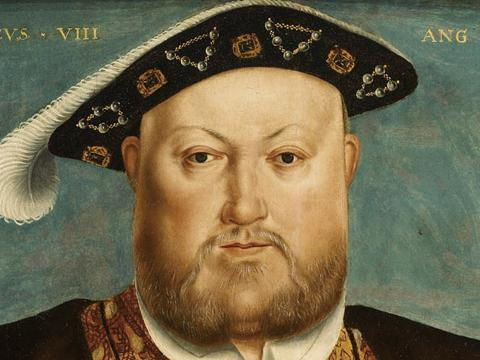 Henry VIII and his problems