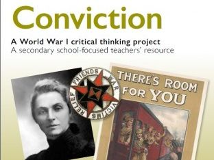 Conviction | A WWI critical thinking Project