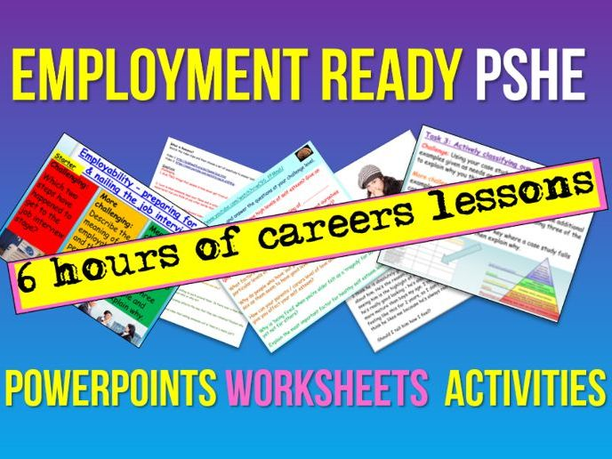 Careers KS4 Unit