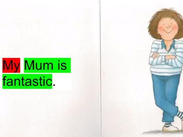 My Mum is Fantastic-Nick Butterworth Powerpoint