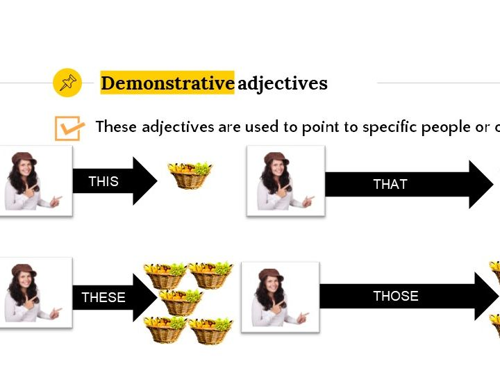 Grammar Lesson  6: Adjectives