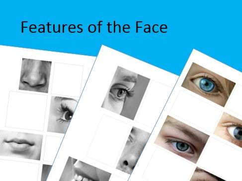 Portraits - Features of the Face