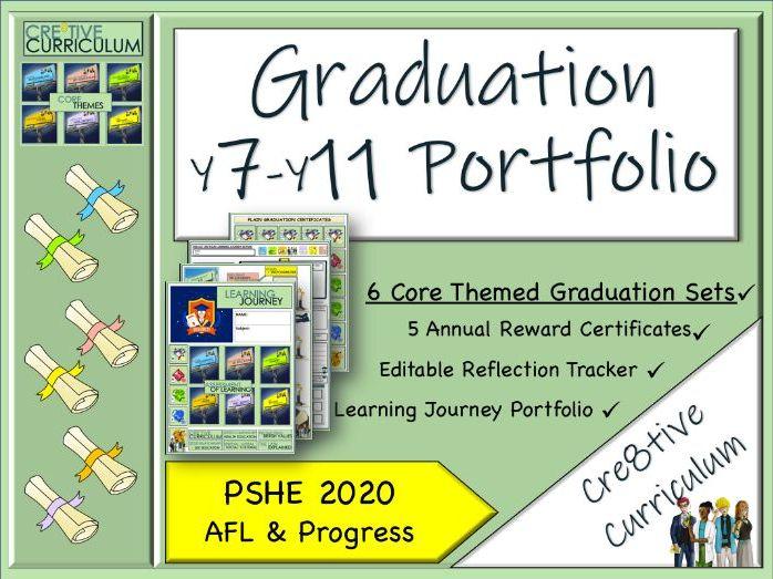 PSHE 2020 Assessment Portfolio