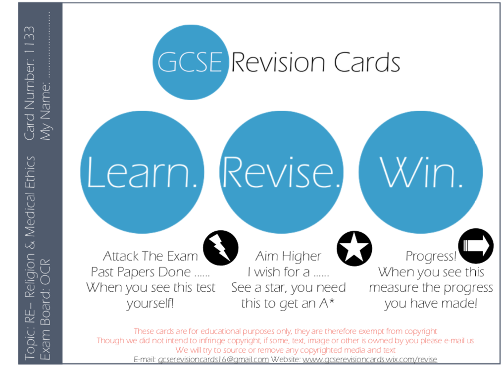 GCSE/KS4 RE I Ethics & Philosophy Complete Revision Bundle
