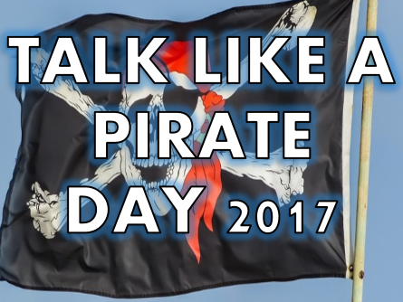 Talk Like a Pirate Day 2017 Assembly – Presentation, Lesson, Activity, Quiz,