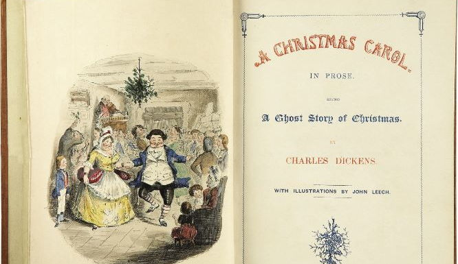 A Christmas Carol Opening: Looking at Language