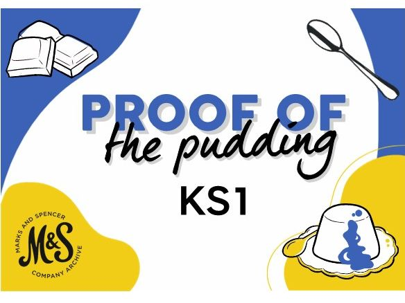 Chocolate! M&S Proof of the Pudding: KS1 Enrichment - science, chocolate, product design