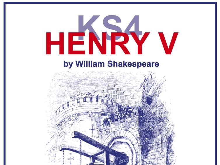 KS4 Henry V Scheme of Work