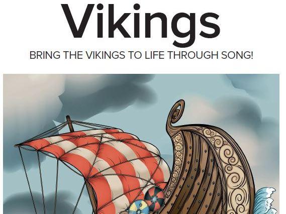 Vikings Song - 'Sailors, Adventurers and Warriors'