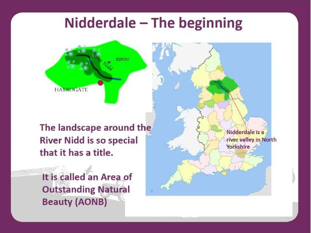 Nidderdale Rocks - Rock types and uses activities