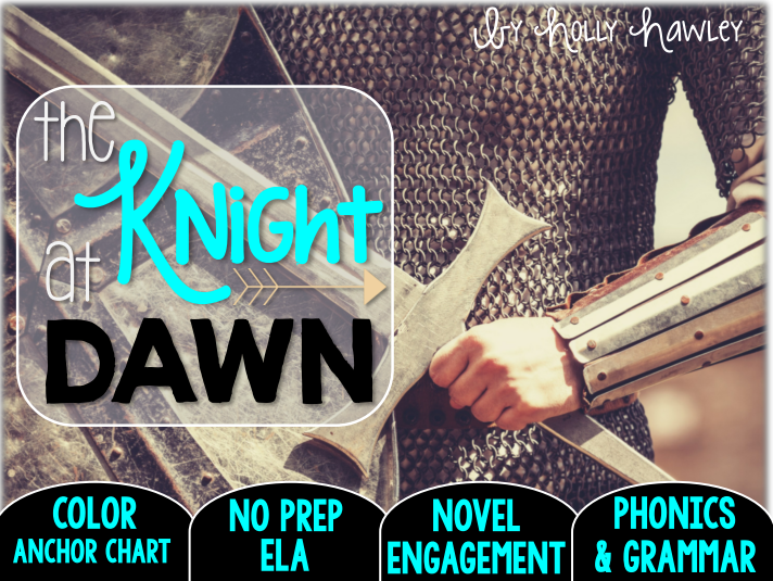 The Knight at Dawn NO PREP ELA