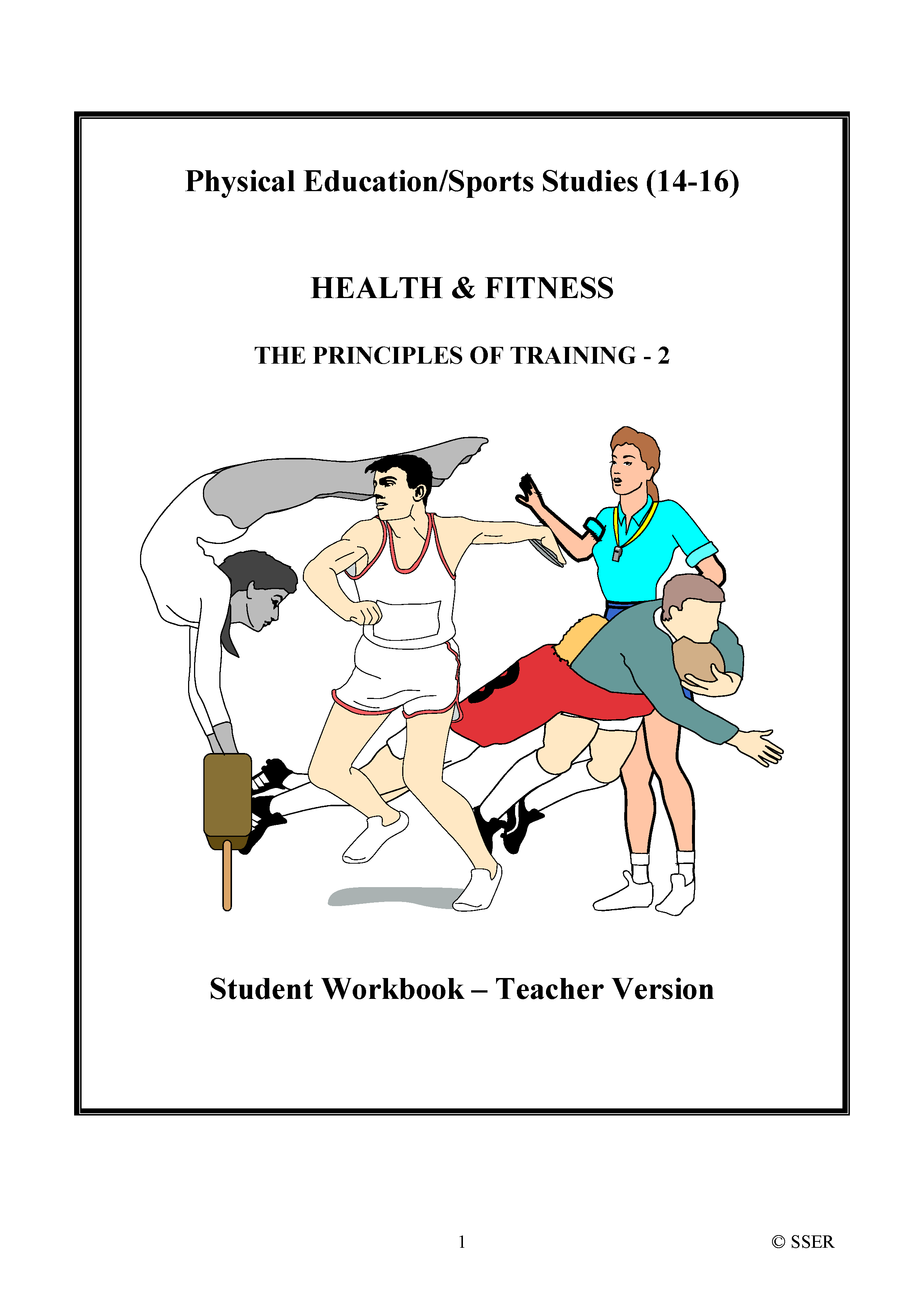 PE32ST - The Principles Of Training - 2 WS