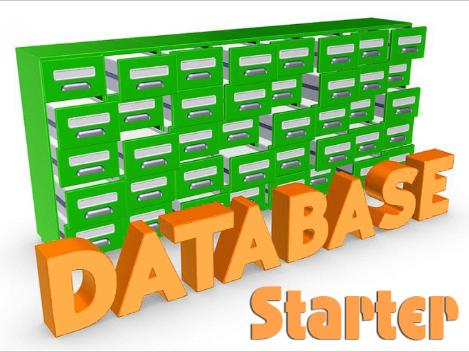 Databases - Fun Starter Activity
