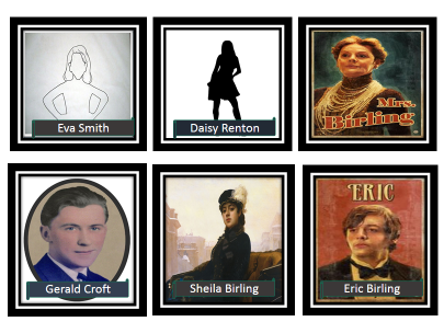 An Inspector Calls: 'Bingo' and other engaging activities to aid learners.