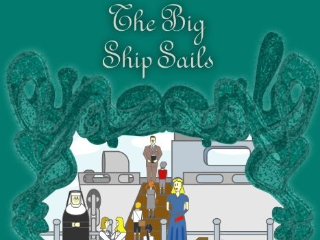 Sample Pages For The Big Ship Sails