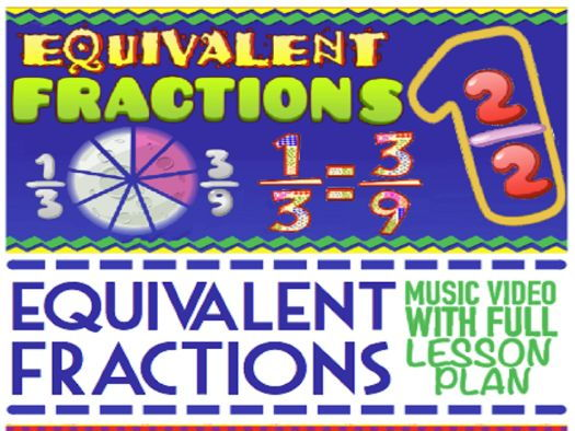 Equivalent Fractions: KS2 Musical Activities
