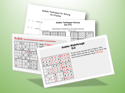 Sudoku for Fun - EVIL