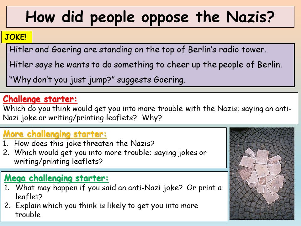 Nazi Opposition