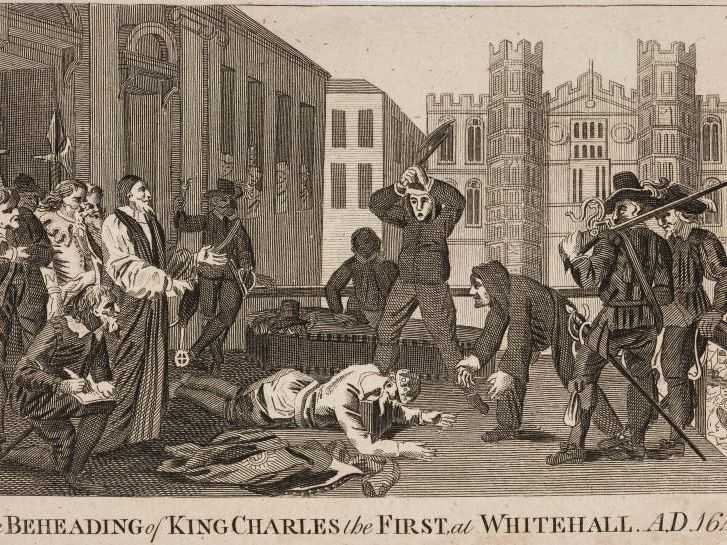 *Updated* The Significance of Trial and Execution of King Charles I