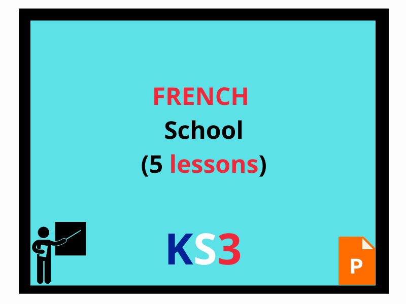 French school subjects