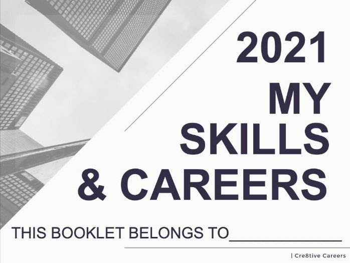 My Skills and Careers Booklet