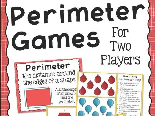 Perimeter Games for 2 Players