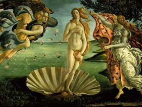 Birth of Venus activities for Key Stage 1 or 2