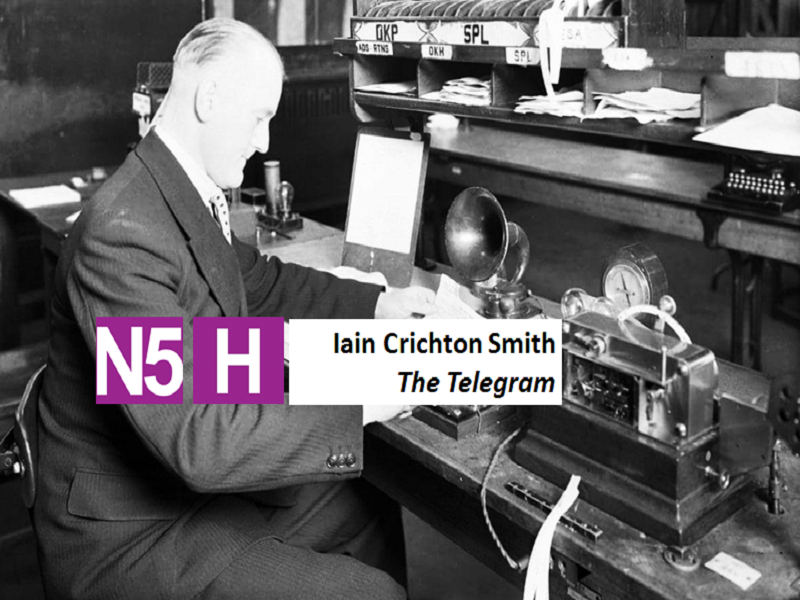 Iain Crichton Smith - The Telegram (Teaching Unit)